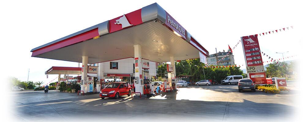 Yüceller Petrol Ofisi Alanya